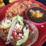 Pork Carnitas Tacos Platter