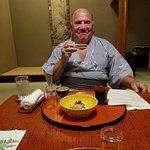 Private dinner in room