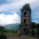 Church Tower, Mayon Volcano