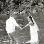 Wedding Ceremony on the banks of the river