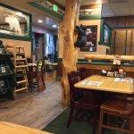 Black Bear Diner Interior