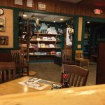 Black Bear Diner Interior