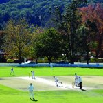 Bradman Oval ~ catch a game while you are here.
