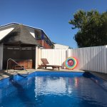 The only motel in Paihia with a pool and spa heated year round!