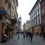 Ulica Florianska Foto