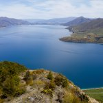 Explore Lake Hawea from Sawyer Burn Track, 30 minutes from The Zula
