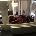 Former NC House of Representative Chamber NC Capitol