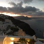 Foto de Canaves Oia Hotel
