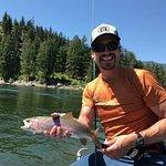 CDA River Fishing