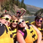Girls Day on the River