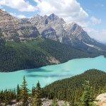 Photo de Peyto Lake