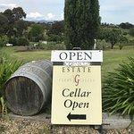 Yarra Valley cellar door