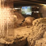 Archeological Crypt of the Parvis of Notre-Dame Foto