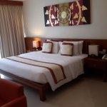 5m X 5m bedroom