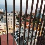 From 7th floor balcony