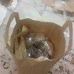 'Doggy bag' to take home :-)