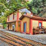 Photo de Vouraikos Canyon - Cog Railway
