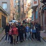 Gruppo visita guidata Fatih, Fener, Balath