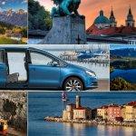 Airtrail Slovenia Airport Taxi & Transfers