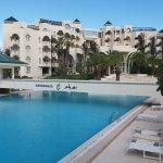 Foto de Nahrawess Hotel