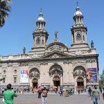 Photo de Cathédrale métropolitaine de Santiago du Chili