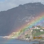 Rainbow over Camera de Lobos