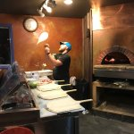 Foto van Fresh Wood Fired Pizza and Pasta