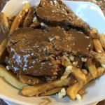 Meatloaf poutine 😊