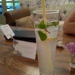 Fresh Lime Soda - Refreshing!