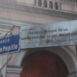 Feria de Mataderos- Edificio de la Feria- Bs.As. 2017.