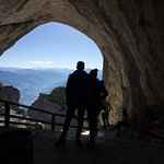 Eisriesenwelt Ice Cave Foto