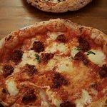 'Nduja Sausage Pizza at Margheri