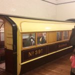 This subway carriage served almost 70 years!