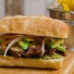 Sándwich especiales en nuestro restaurante Volkanica