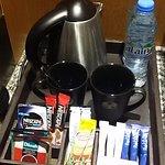 Complementary Tea & Coffee