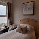 Room 8 single with Sea-view