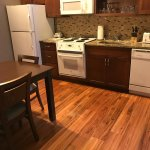 Kitchen in 2BR unit