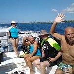 Sierra Club Scuba Outing going diving.
