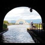 Photo de Falkirk Wheel