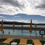 piscina climatizada exterior
