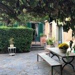 Giardino di Villa Trinita