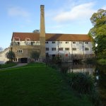 Tuddenham Mill and Mill Pond.