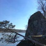 Near Falls Dam