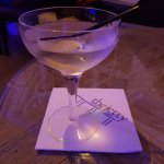 Try the Vesper cocktail