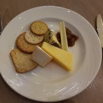 Good selection of cheese