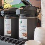 Lobby Coffee Service