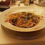 Spaghettis aux palourdes : j'en ai mangé de bien meilleurs.