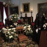 Halloween - Funeral of the owner at the 1850 House