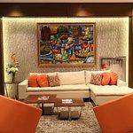 Lobby Hotel Ciudad de David
