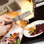 Our raclette